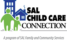SAL Child Care Connection Logo